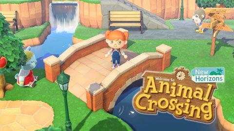 Animal Crossing New Horizons Baumstamm Pfahl Set Und Brucke Bauen