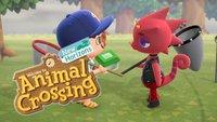 Animal Crossing - New Horizons: Wann Carlson kommt und seine Preise für Insekten