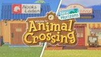 Animal Crossing - New Horizons: Alle Gebäude und Geschäfte