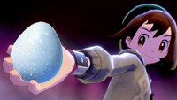 Pokémon Schwert & Schild: Schnelles leveln mit dem Glücks-Ei