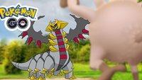 Pokémon GO: Giratina (Wandelform) im Raid kontern und besiegen