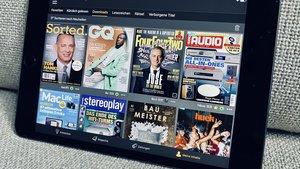3 Monate Readly für 99 Cent: Über 5.000 Zeitschriften & Magazine digital lesen