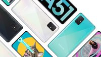 Samsung-Knaller bei MediaMarkt: Galaxy A51 + Nintendo Switch Lite + Vodafone-Tarif für effektiv 1€/Monat