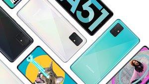 Samsung Galaxy A51 im Preisverfall: Handy-Geheimtipp aktuell im Angebot