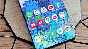 💥Samsung-Kracher💥 Galaxy S20 mit 10 GB LTE im Vodafone-Netz für effektiv 2€/Monat