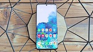 Samsung Galaxy S20 im Test: Kompakter Alleskönner