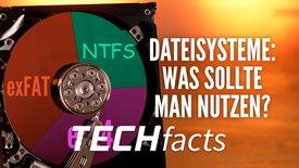 NTFS vs. exFAT vs. APFS: Welches Date...