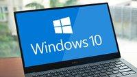 Windows 10: Beliebte Funktion landet auf dem Abstellgleis