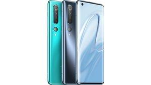 Xiaomi Mi 10: Leistungsstarkes Smartphone mit stolzem Preis