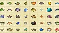 Animal Crossing - New Horizons: Alle Fische - Fundorte, Preis-Liste und August-Update