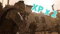 Call of Duty: Modern Warfare und Warzone – Doppel-XP zum Ende von Season 2