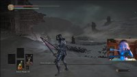 Spieler schlägt Dark Souls 3 nur mit seinem Kinn