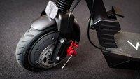 E-Scooter Velix E-Kick 20 im Test: Was leistet der Roller mit Straßenzulassung?