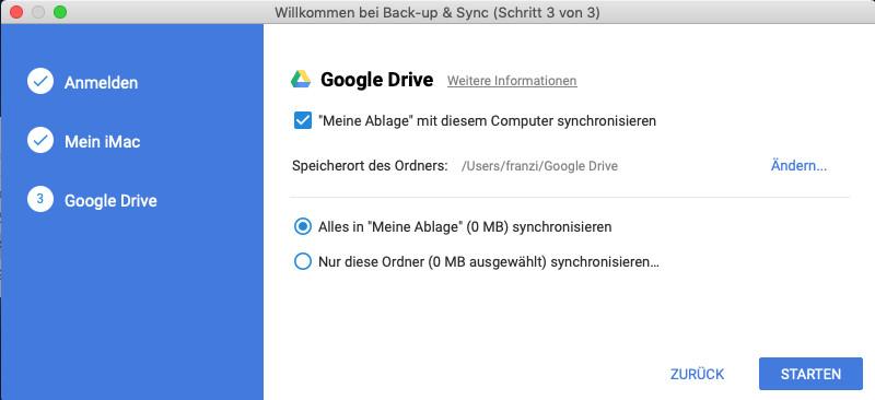 Google Drive Eingestellt
