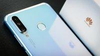 Huawei P30 Lite im Preisverfall: Saturn senkt Preis und legt Fitness-Tracker kostenlos bei