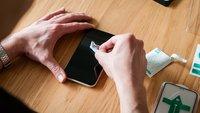 Handy-Panzerglas entfernen und anbringen: Methoden und Tipps