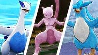 Pokémon Mystery Dungeon: Retterteam DX - Alle Legendären Pokemon und ihre Fundorte