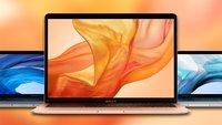 MacBook Air 2020: Eine gute und schlechte Nachricht fürs neue Apple-Notebook