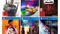 Games-Angebote bei MediaMarkt: Kingdom Hearts 3 für 8 €, Witcher 3 für 20 € & mehr