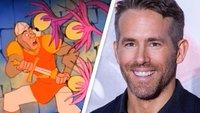 Ryan Reynolds verfilmt einen Videospiel-Klassiker für Netflix