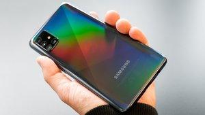 Galaxy A51: Handy-Geheimtipp heute ohne Mehrwertsteuer kaufen