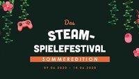Steam: Das große Game Festival kehrt im Sommer zurück