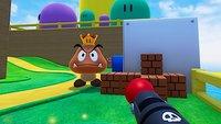 Wenn Super Mario Bros. und Call of Duty ein Kind hätten, es aber nach Papa kommt