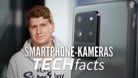 Smartphone-Kameras: Wie sind sie eige...