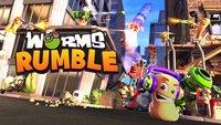 """Das neue """"Worms""""-Spiel ist ein wurmiges Battle Royale für 32 Spieler"""