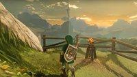Zelda: Breath of the Wild sieht mit realistischem Licht noch geiler aus
