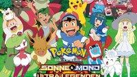 Pokémon: Netflix hat die ersten Sonne & Mond-Folgen in das Programm aufgenommen