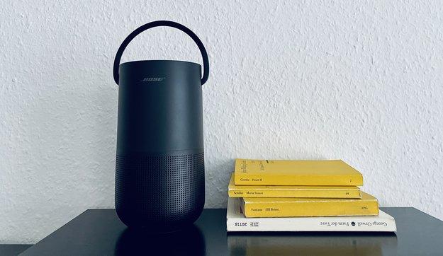 bose portable home speaker im test ein lautsprecher f r alles. Black Bedroom Furniture Sets. Home Design Ideas
