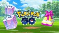 Pokémon GO: Für eine kurze Zeit werdet ihr mit Geschenken überhäuft