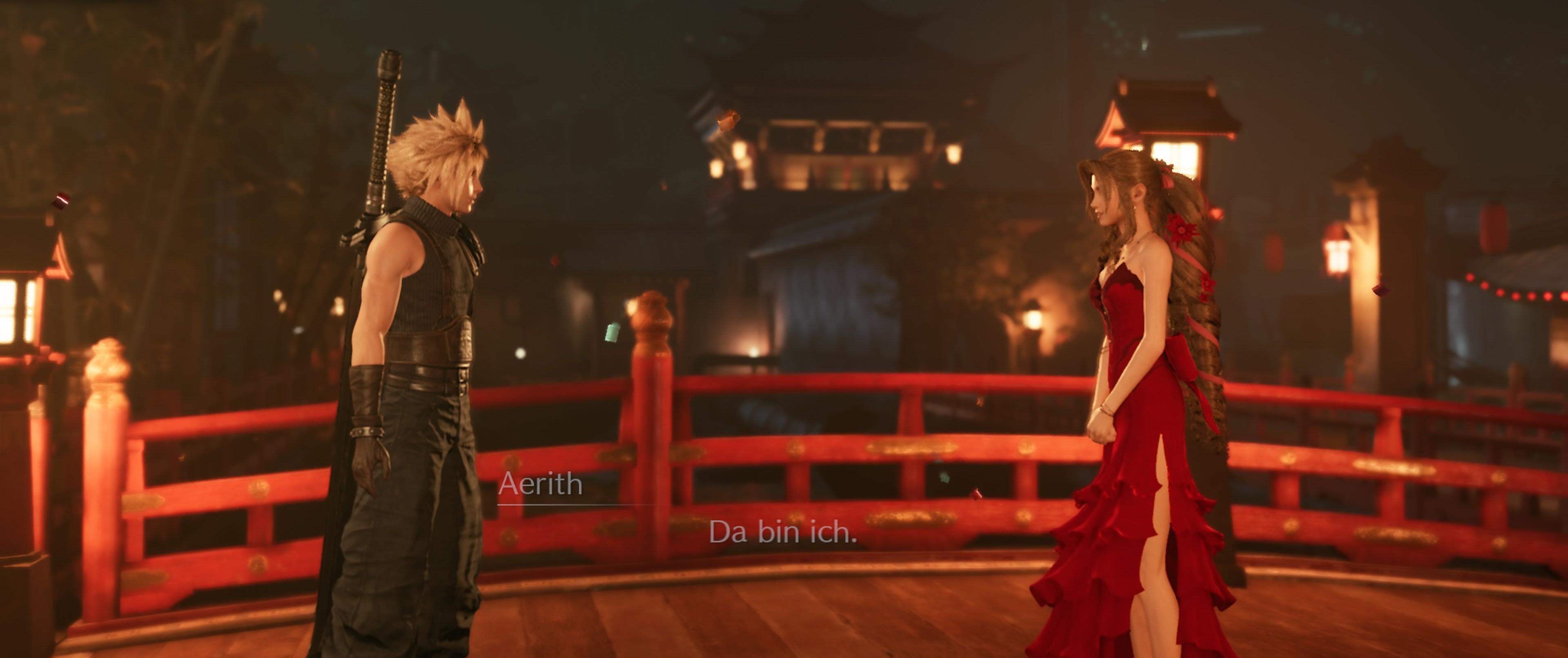 Final Fantasy 7 Remake Alle Kleider Bekommen Du Kannst Alles Tragen Freischalten