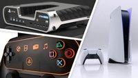Design, Aussehen und Bilder der PlayStation 5: Fan-Designs versus Realität