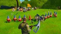 Fortnite: Lasst die Waffen fallen - Geheim-Herausforderung - Fundort
