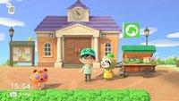 Animal Crossing - New Horizons: Gerd finden und Gärtnerei für Büsche freischalten