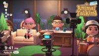 Star Wars-Autor hostet Talk Show im Keller seines Animal Crossing-Hauses
