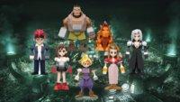 Final Fantasy 7: Retro-Pur – Charaktere erscheinen als Polygon-Modellfiguren