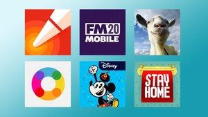 Kostenlose und reduzierte Apps für iPhone, iPad & Mac zum Oster-Wochenende 2020