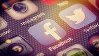 Facebook schaltet das Licht aus: iPhone-Nutzer voller Vorfreude