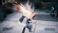 Final Fantasy 7 Remake: Schock 200% für Kampfbericht 12 erreichen