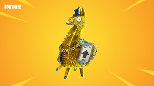 Fortnite: Midas' goldenes Lama - Fundort