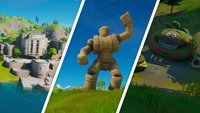 Fortnite: Heumann, Greasy Graves und The Agency - Fundorte