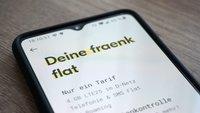 fraenk: Neuer SIM-only-Tarif im Telekom-Netz unter der Lupe