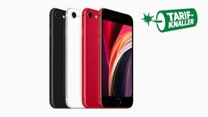 iPhone SE 2020 + Vertrag mit 5 GB LTE im Vodafone-Netz für 25€/Monat