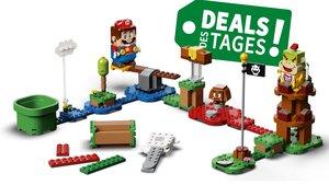 Lego Super Mario günstig vorbestellen, Bonus-Set gratis erhalten