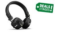 Marshall Major 3 Voice zum Bestpreis: Bluetooth-Kopfhörer für 80 Euro – Deal des Tages