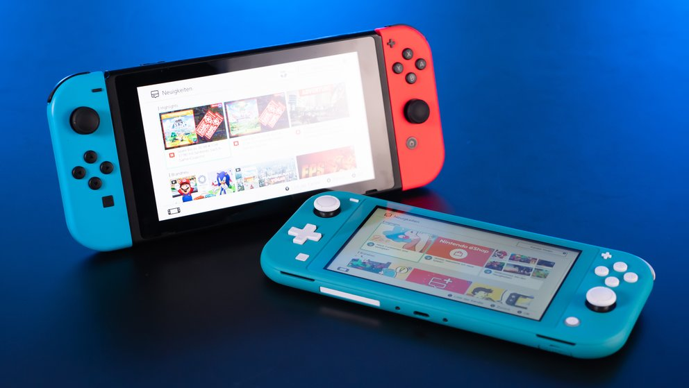 Nintendo Switch Daten Verschieben