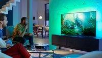 OLED-TVs im Angebot: Fernseher von Philips und LG im MediaMarkt-Prospekt